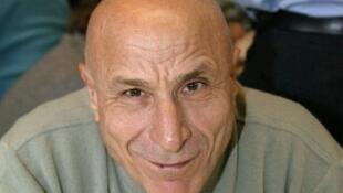 L'écrivain Rachid Boudjedra.