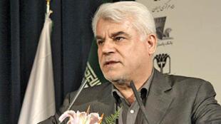 محمود بهمنی، رئیس کل بانک مرکزی جمهوری اسلامی ایران