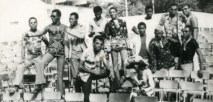 Orchestre Poly Rythmo de Cotonou