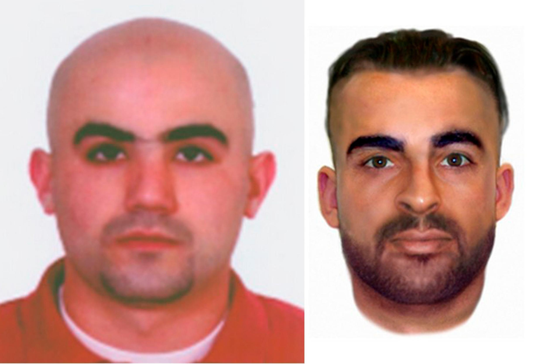 Обвиняемые в теракте в Бургасе, совершенном в июле 2012 г.: Хассан эль-Хадж Хассан (слева) и Мелиад Фарах