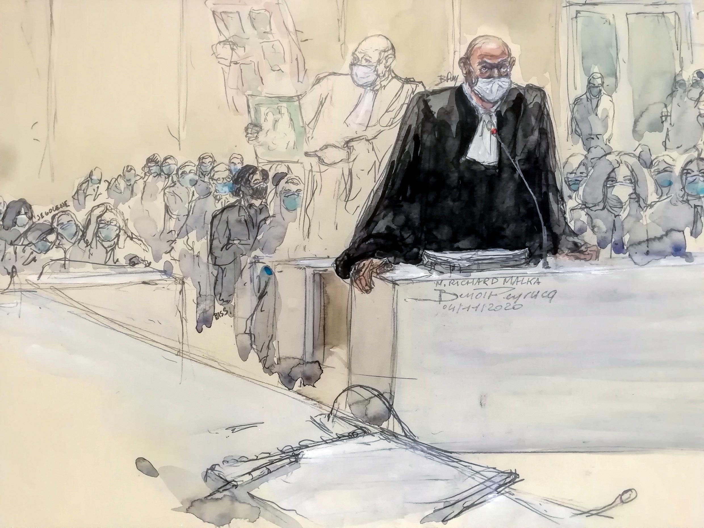 Paris procès attaques janvier charlie hebdo