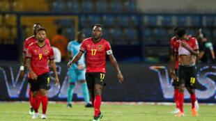 Angola ficou fora da prova.
