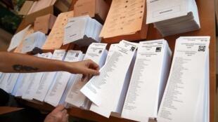 2016年6月26日西班牙选民再次进行立法大选,这是六个月来的第二次。