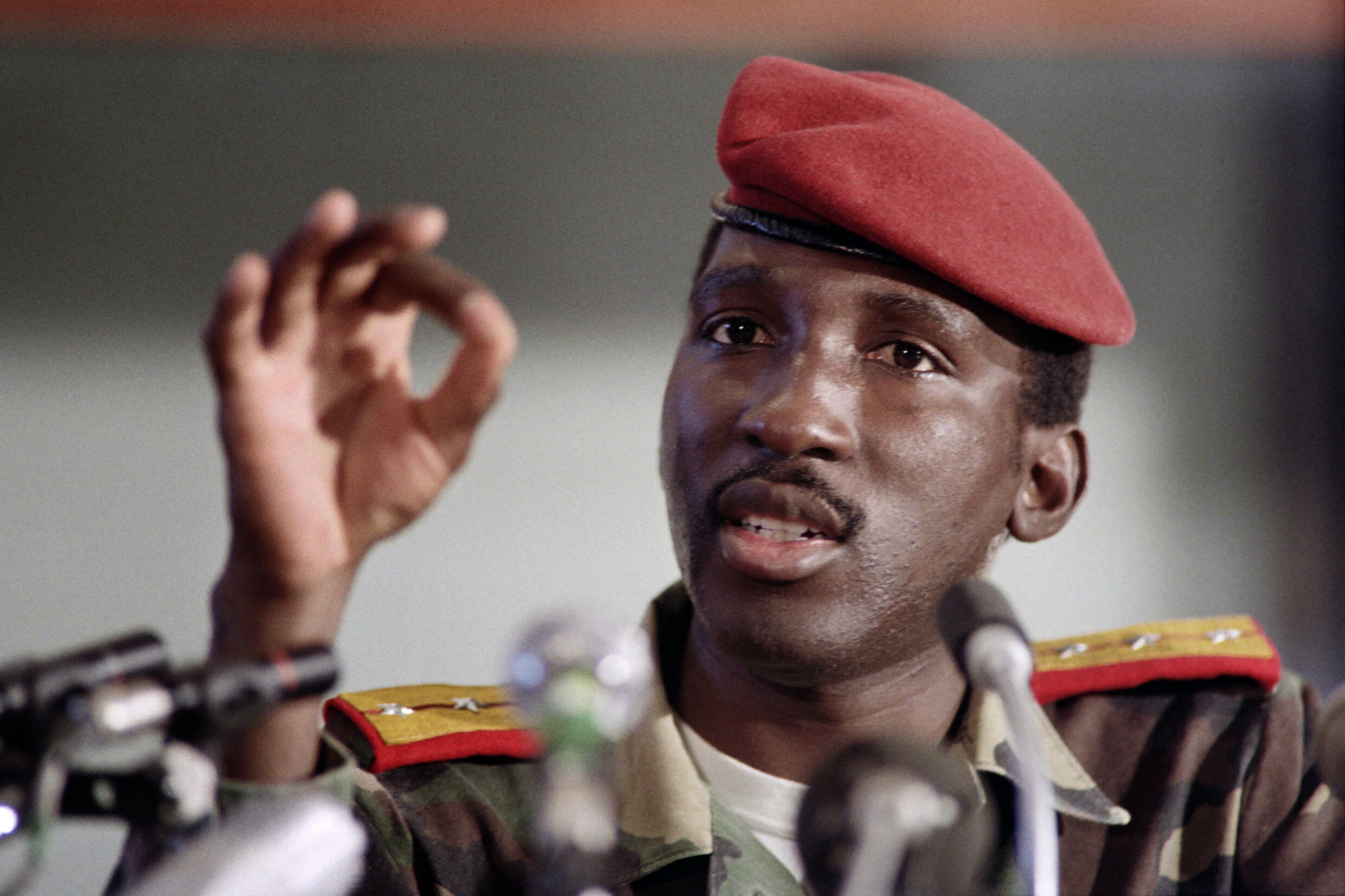The killing of Sankara, an icon of pan-Africanism, has long cast a shadow over Burkina Faso