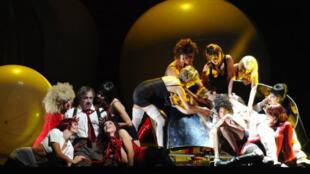 La ópera 'Dionysos' de Wolfgang Rhims fue presentada en el Festival de Salzburgo 2010.