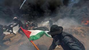 Hali ya machafuko yaendelea kushuhudiwa katika Ukanda wa Gaza, Palestina.