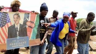 Au Kenya, la réélection de Barack Obama est célébrée.
