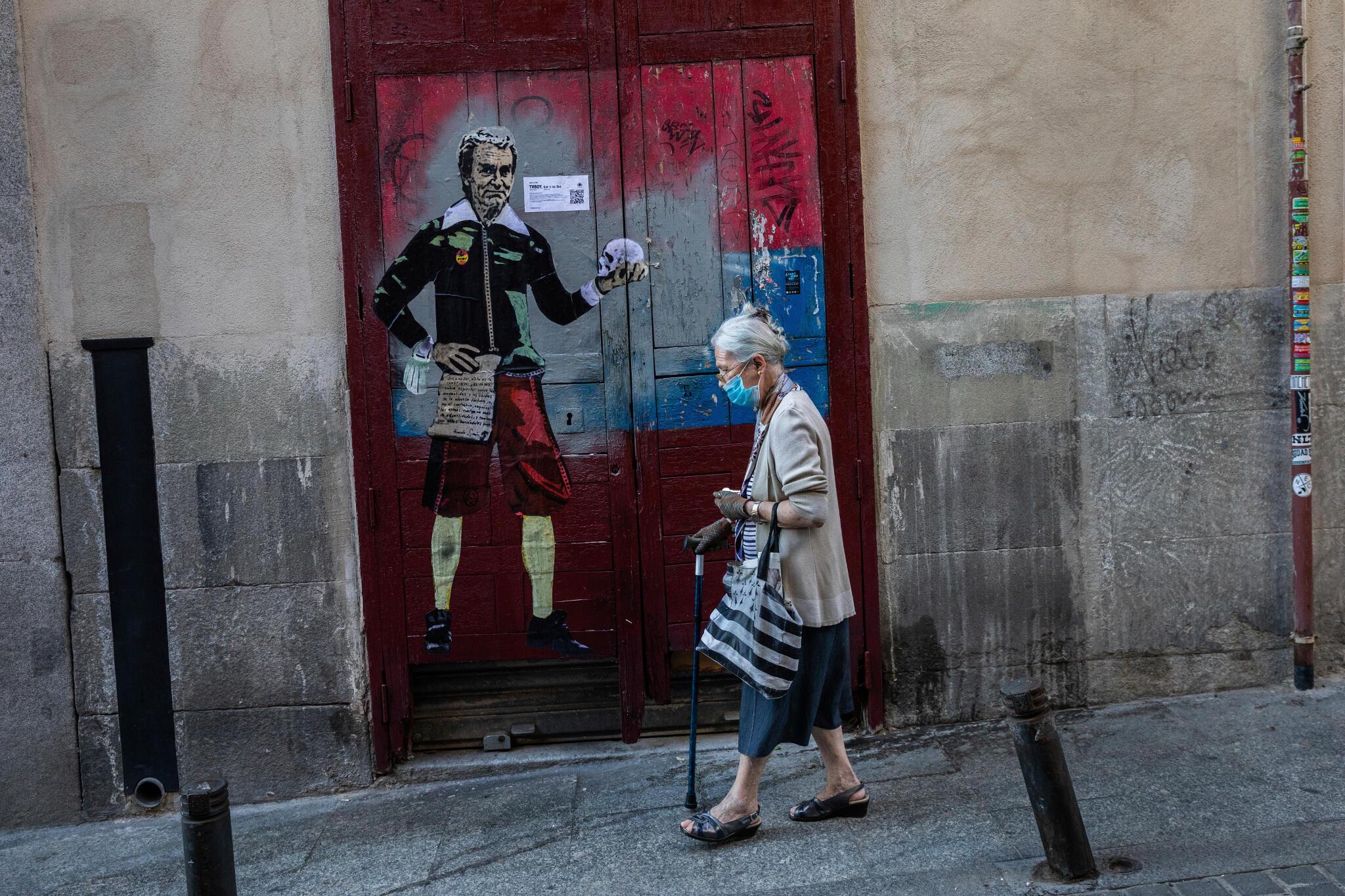 Le nombre de cas de coronavirus augmente en Espagne.