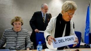 Carla del Ponte, foto de ilustración.