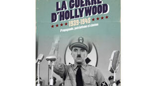 "Couverture du Livre de Michel Viotte, ""La Guerre d'Hollywood"""