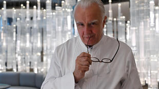Ducasse was lately known for his radical decision to quit using two staples of French cooking: meat and butter