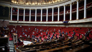 PHOTO Assemblée nationale - 12 mai 2020