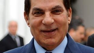 FormerTunisian President Zine El Abidine Ben Ali