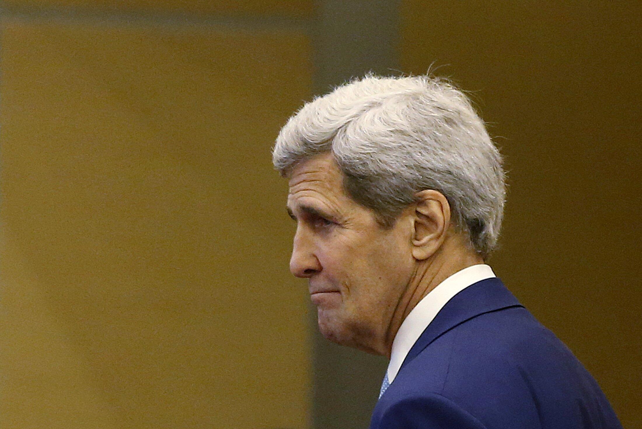 Глава американской дипломатии призвал Россию и Иран усадить Асада за стол переговоров