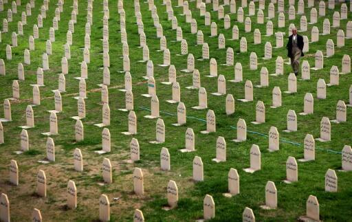 Le massacre à l'arme chimique de Halabja, en mars 1988, a fait des milliers de victimes. 7 000 d'entre elles ont saisi un tribunal du Kurdistan irakien.