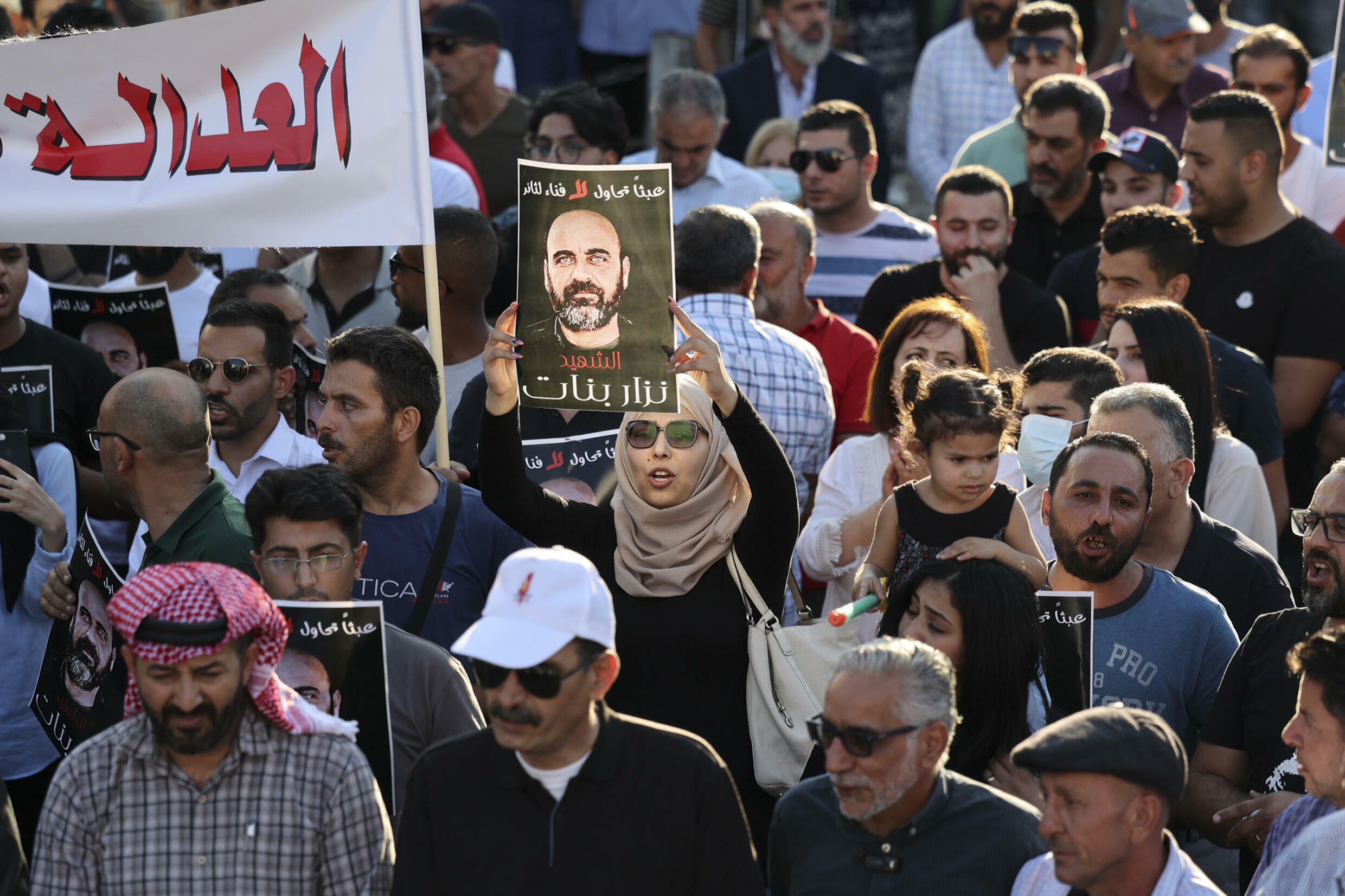 The death in custody of Nizar Banat, a leading critic of the Palestinian Authority, sparked angry demonstrations in the West Bank to demand justice