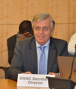 Laurent Bossard, directeur du Club du Sahel et de l'Afrique de l'ouest