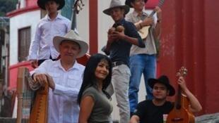El grupo Cimarrón.