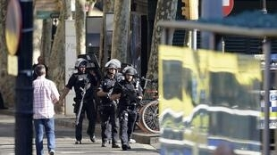 Barcelona foi o alvo no mais recente atentado na Europa reivindicado pelo grupo Estado Islâmico em 17 de agosto de 2017.