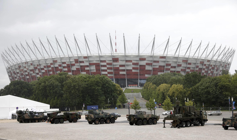 A cúpula dos países-membros da Otan será realizada em Varsóvia nesta sexta-feira e sábado, dias 8 e 9 de julho.