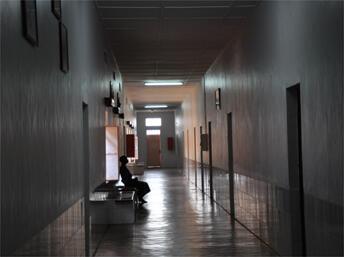 Hôpital psychiatrique de Ndera au Rwanda.