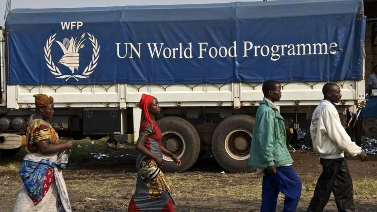 Poor rains and crop infestations in southern Africa are threatening deeper hunger across the region, with millions of people, particularly children, at risk says UN's World Food Programme