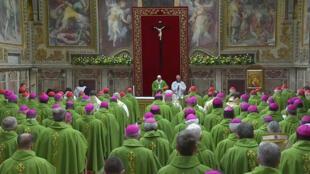 罗马教廷罕见召开世界峰会讨论治愈性侵伤害