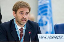El experto independiente para la ONU sobre deuda externa y derechos humanos, Juan Pablo Bohoslavsky.