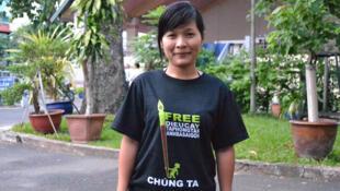Blogger Nguyễn Hoàng Vi - DR