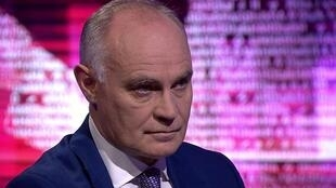Председатель парламентского комитета по внешней политике Криспин Блант