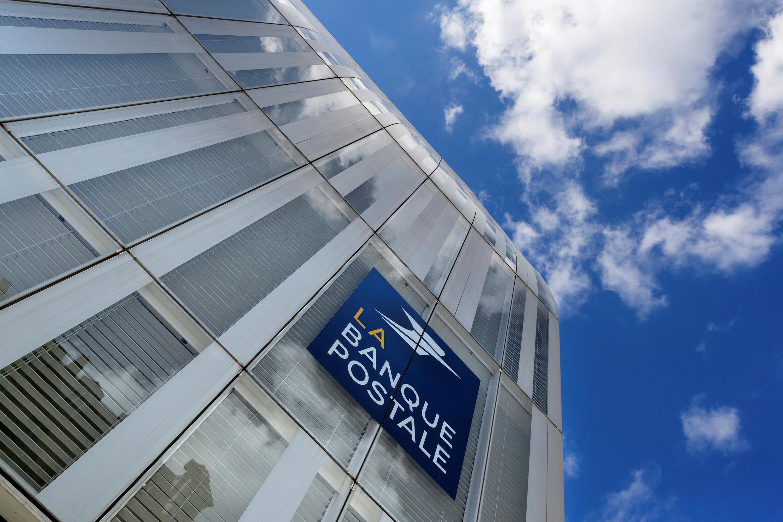 La Banque Postale, центральный офис в Париже