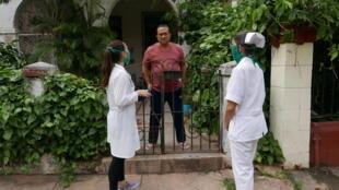cuba médecins cubains covid-19