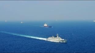 中国亚丁湾护航编队