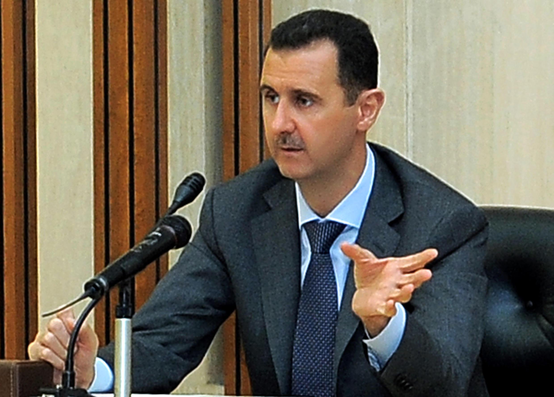 Shugaban Siriya Bashar al-Assad