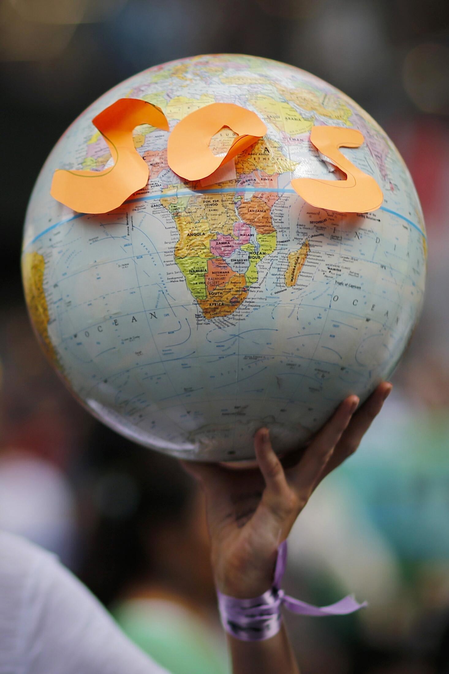 A Cúpula do Clima, em Nova York, deve anunciar medidas a curto e longo prazos para combater o aquecimento global.