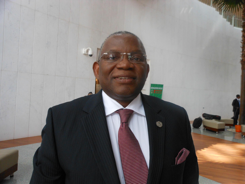 Georges Chikoti, ministro angolano das relações exteriores
