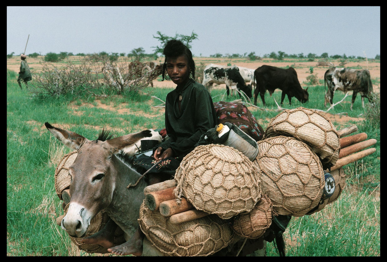 Enfant peul du Niger (photo d'illustration).