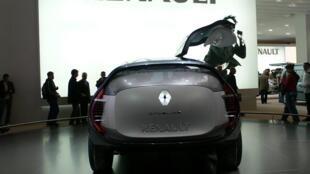Concept Renault Ondelios