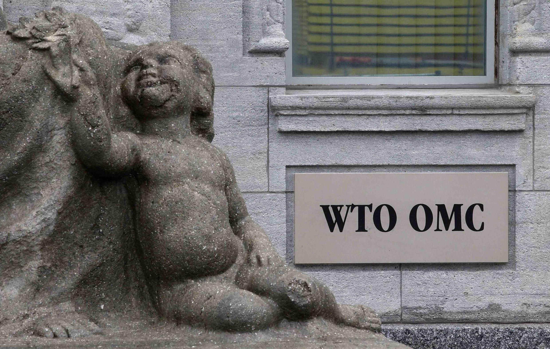 Trụ sở WTO ở Genève.