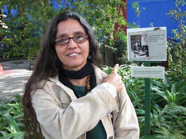 María Santucho.