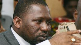 Sidiki Konate, porte-parole de l'ex-rébellion les Forces nouvelles et ministre ivoirien du Tourisme.