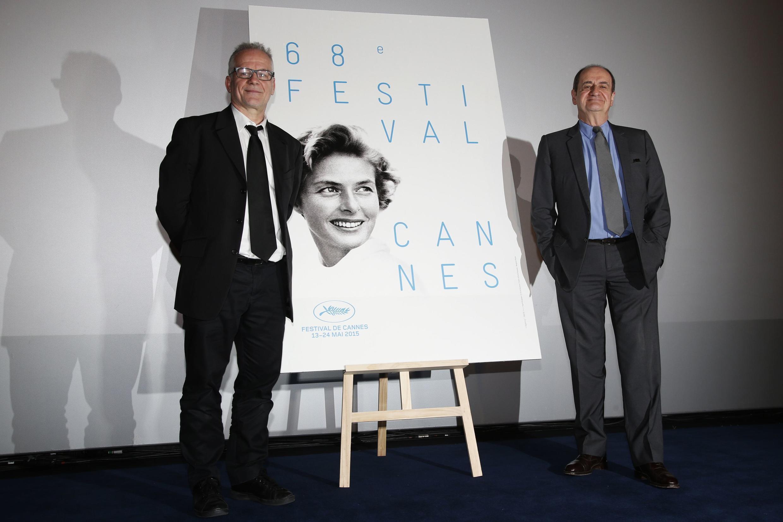 Organizadores do Festival de Cannes apresentaram a seleção oficial da 68ª edição da mostra.