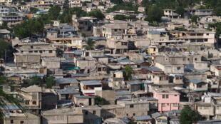 Une vue de Port-au-Prince, la capitale d'Haïti.