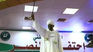 Omar Hassan al-Bashir zai sake shafe shekaru 5 yana shugabanci a Sudan