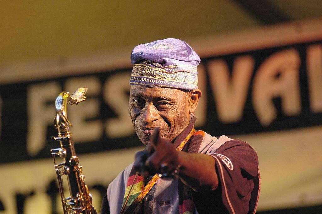 Le saxophiniste de l'Orchestra Baobab, Issa Cissokho, est décédé dimanche 24 mars 2019.