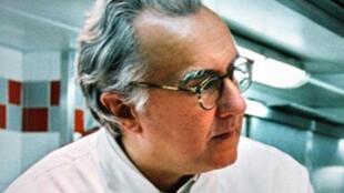 O chef Alain Ducasse recebeu nesta segunda-feira, 15 de abril de 2013, o prêmio da revista britânica Restaurant pelo conjunto da sua carreira.