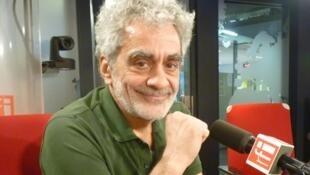 Daniel Melingo, cantante argentino, en RFI