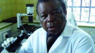 Professeur Jean-Jacques Muyembe.