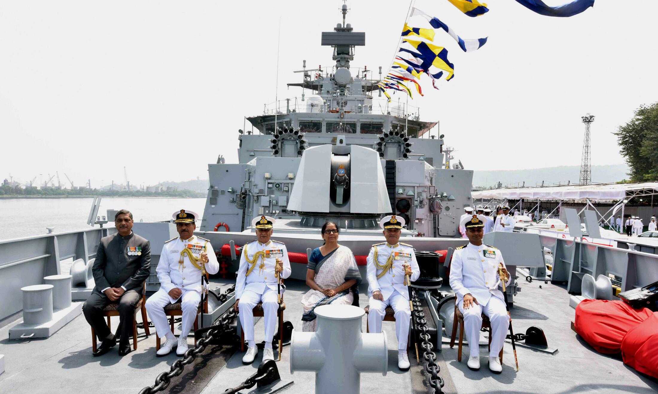 INS Kiltan_Indian_Navy