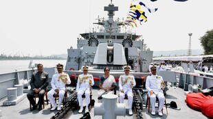 INS Kiltan_Indian_Navy